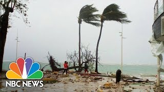 The Destruction Category 5 Hurricane Maria Left In Its Wake   NBC News