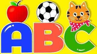 ABC Songs For Children | ABC Phonics Song | Nursery Rhymes | Chikaraks