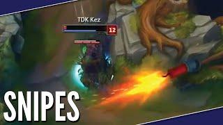 League Of Snipes | League Of Legends Montage