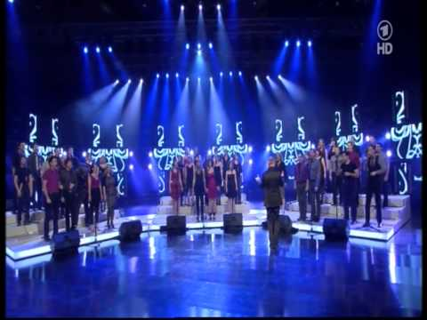 Perpetuum Jazzile bei Verstehen Sie Spa (ARD) am 10. 03. 2012