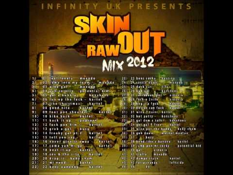 INFINITY UK SKIN OUT RAW MIX 2012 VOL.2 DANCEHALL thumbnail