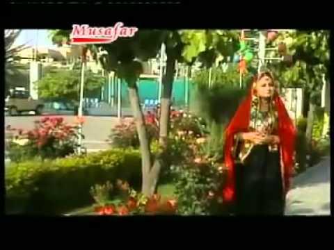 Afghan Pashto  New Pashto Attan Song 2011 Mussrat Mohmand( Zra Me Narey Narey Khogi Gi Che Baraan video