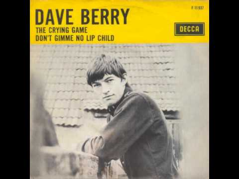 Dave Berry The Crying Game