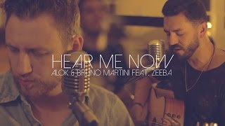 download musica Hear Me Now - Alok Bruno Martini ft Zeeba Malbec Trio Cover