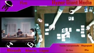 Hypergiant Media - Playing Star Fluxx, Firefly Fluxx, and Cthulhu Fluxx