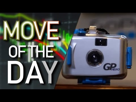 Shares of GoPro Tank Following Apple's Patent on Competition Concerns