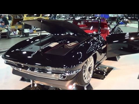 1965 Corvette  Pro Touring