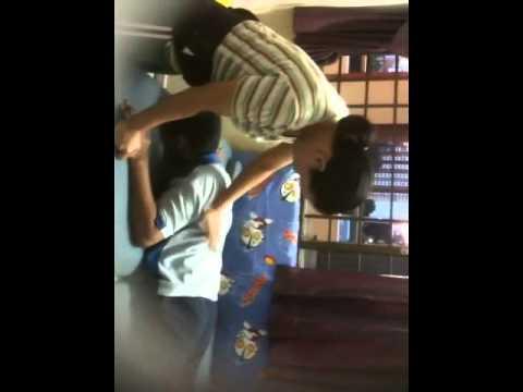 Manikandan push-up