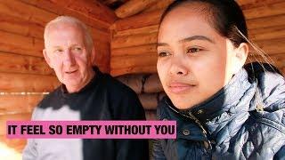 Filipina British Life in UK:RAMDAM KO ANG LUNGKOT PAG WALA SI MISTER😭