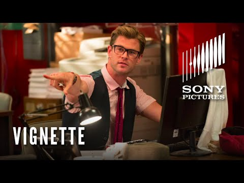 GHOSTBUSTERS Character Vignette - Kevin (Chris Hemsworth)