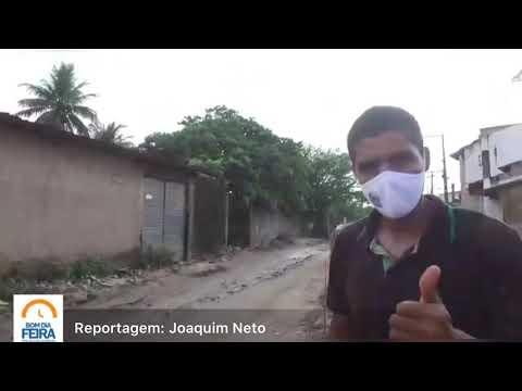 Moradores do Parque Getúlio Vargas cobram melhorias em rua São Roque