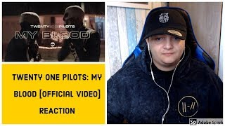 twenty one pilots My Blood Official Video REACTION