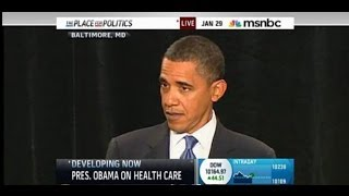 Obama admits to violating pledge Americans can keep their insurance