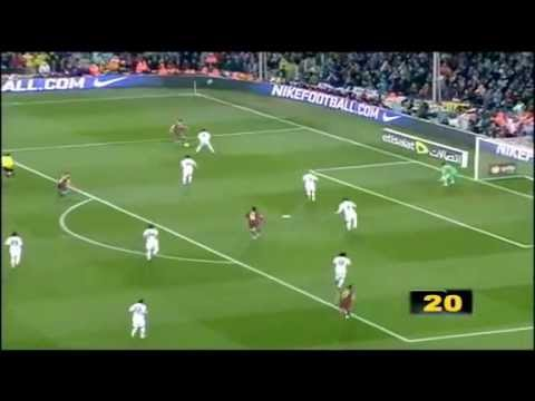 barcelona 5 vs real madrid 0 2010