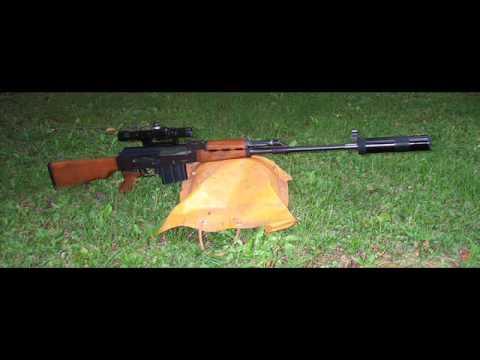M76 Zastava Sni... Mauser 8mm