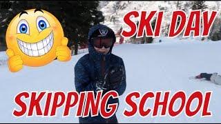 SKIPPING SCHOOL TO GO SKIING | RHETT LEROY