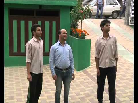 Strong-tremor earthquake jolts Kashmir (Vedio Journalist Mohd Shafi)