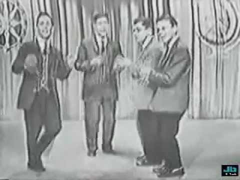 The Teen Tones (with Robert Klein) - Sunday Kind Of Love (Ted Mack's Amature Hour - Sep 10, 1957)
