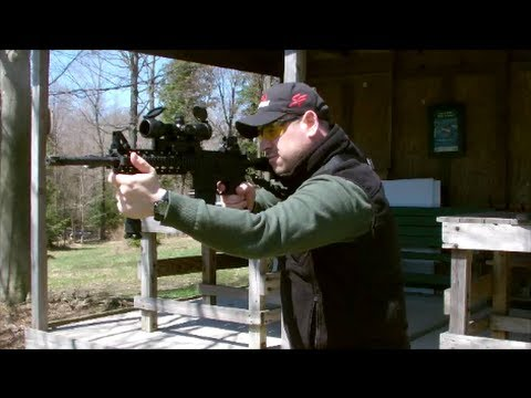 MOSSBERG MMR .223/5.56 TACTICAL AR15 REVIEW