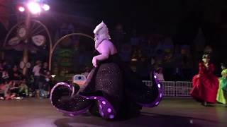 download musica Ursula Leads Disney Villains Frighty Fun Parade Mickeys Halloween Party 2017 Disneyland