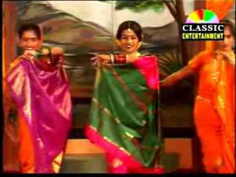 Shabadancha Haa Khel-marathi Lokgeet Nritya Dance Video Song Of 2012 From Rang Marathi Kaleche Part2 video