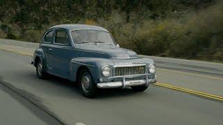 La Volvo PV544 de 1963