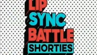 """""""Lip Sync Battle Shorties"""" 