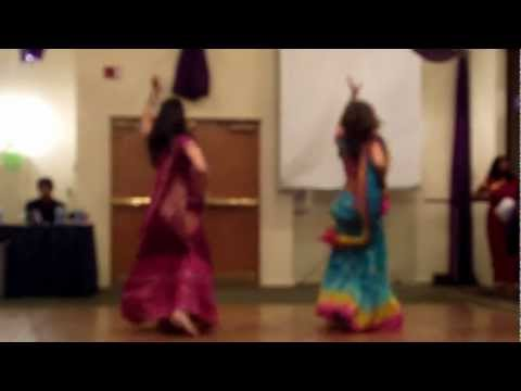 Bollywood Dance | Desi Girl Tera Rang Balle Balle Ek Do Teen...
