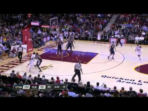 NBA CIRCLE - Utah Jazz Vs Cleveland Cavaliers Highlights 6 March 2013 www.nbacircle.com
