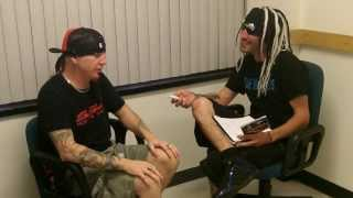 [Chad Gray Interview (Full Version)] Video