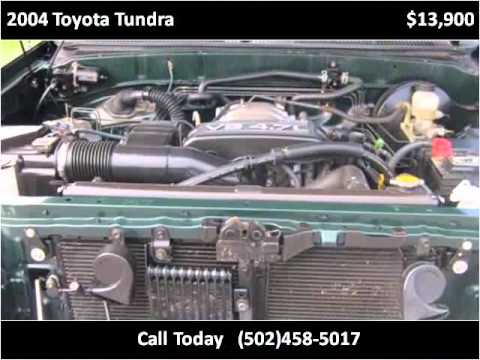 2004 Toyota Tundra Used Cars Louisville KY