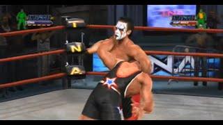 TNA Impact Finishers