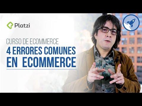 Errores comunes al crear tiendas online de eCommerce