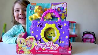 Sunny Day Toy Unboxing Play with Toys for kids &  children Toys Baby for Kids!!