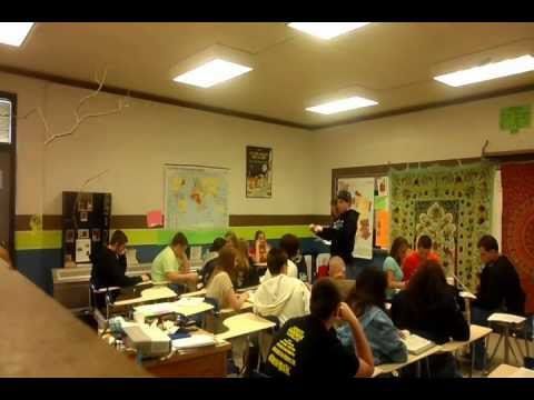 Harlem Shake french class edition