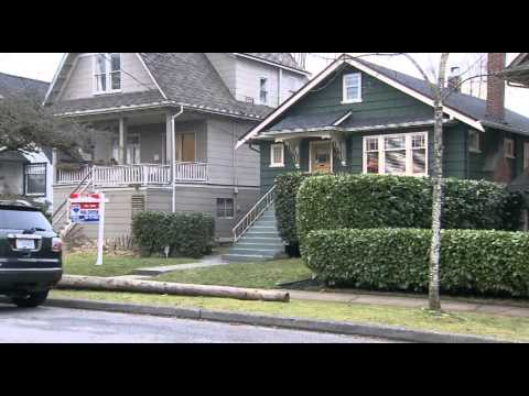 Vancouver Home Prices Hit Record High