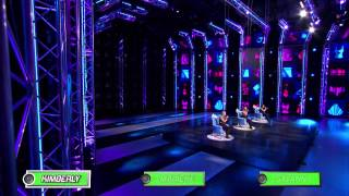 Uit de kleren - Kimberly, Marieke & Savanna - Show 4 - Beat It