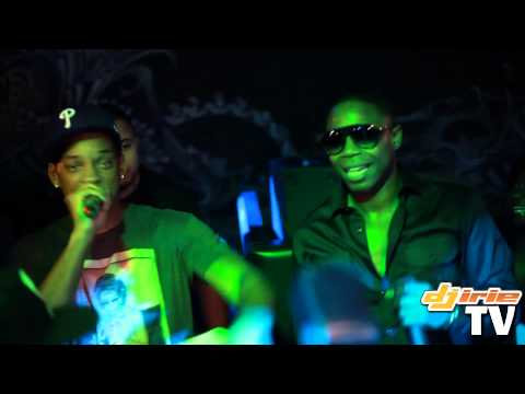 Will Smith Freestyles with Doug E. Fresh at Gabrielle Union's 40th Birthday Party -
