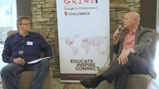 Patrick Giesbrecht- The importance of influence; StartUp GRIND Chilliwack June 27 2017