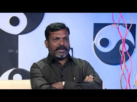 Interview with Thol.Thirumavalavan Part 2 | Agam Puram | Ep 16 | IBC Tamil TV