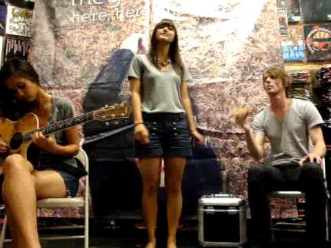 The Meg And Dia Band - Inside My Head