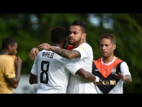Brugge 2-2 Shakhtar. Highlights