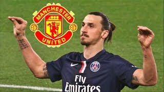 Zlatan Ibrahimovic - Skills and Goals 2015/16 - Welcome to Manchester United