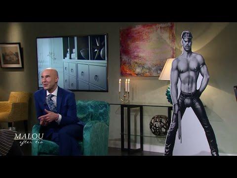 Mark Levengood Om Gayikonen Tom Of Finland Malou Efter Tio