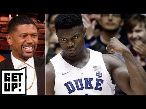 Duke with Zion Williamson are the 'villains' of college basketball – Jalen Rose | Get Up!