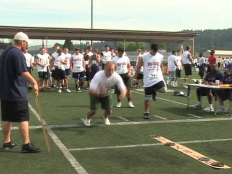 Phoenix Horn, OL, Edmonds Woodway High School, Competitive Edge Combine