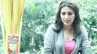 Behind The Scenes_ Sonali Bendre's shoot for new ad