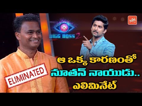 Bigg Boss 2 Telugu Elimination | Reasons for Nutan Naidu Elimination | Nani | Kaushal | YOYO TV