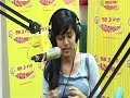 Sneha Khanwalkar, music composer of Gangs of Wasseypur in Mirchi Studios!