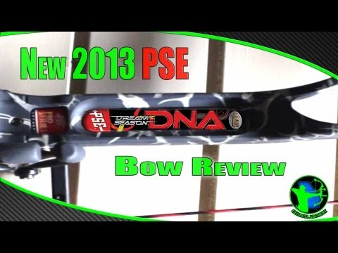 2013 PSE Dream Season DNA  Bow Review